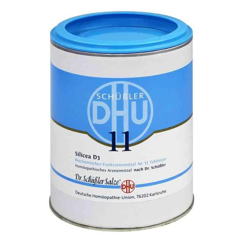 Biochemie Dhu 11 Silicea D3 Tabletten  bei juvalis.de bestellen