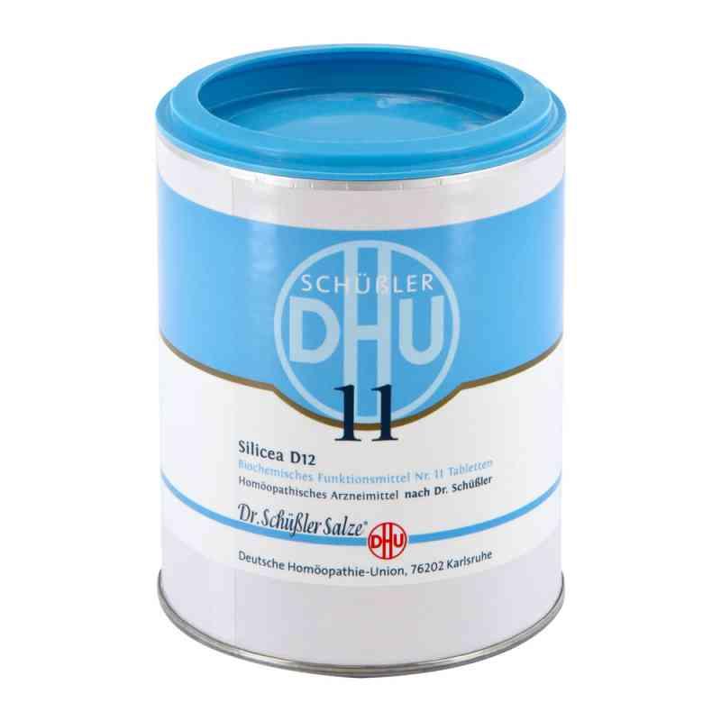Biochemie Dhu 11 Silicea D 12 Tabletten  bei juvalis.de bestellen