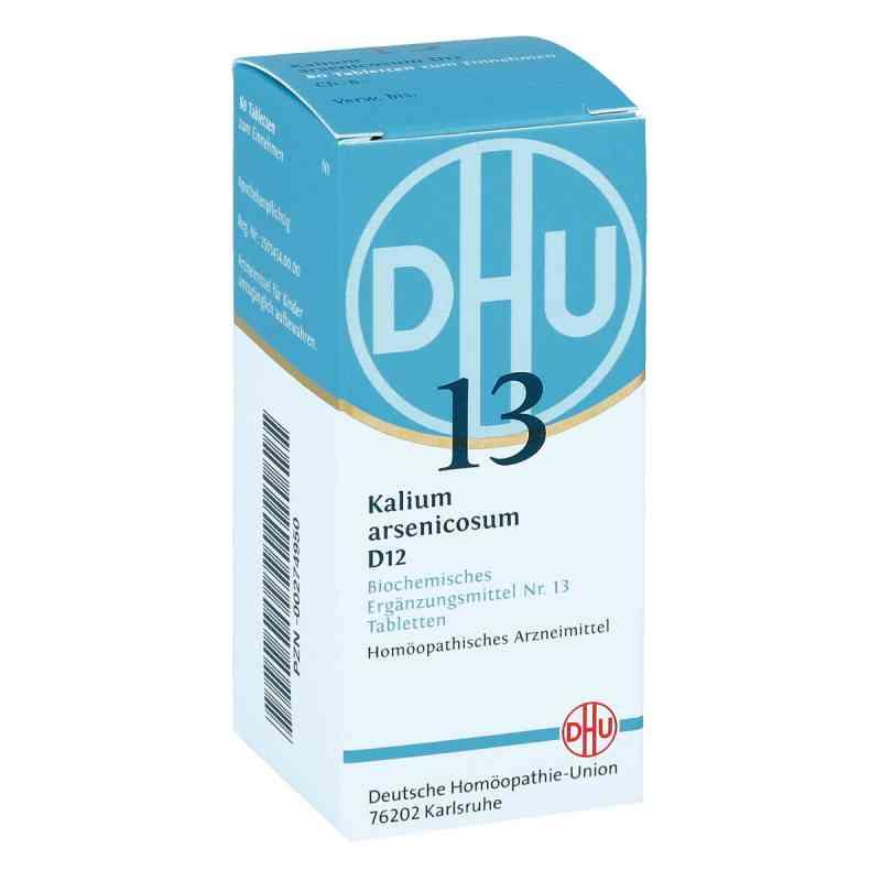 Biochemie Dhu 13 Kalium arsenicosum D12 Tabletten  bei juvalis.de bestellen