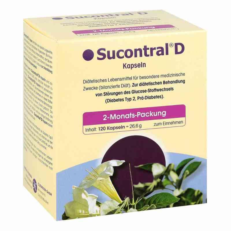 Sucontral D Diabetiker Kapseln  bei juvalis.de bestellen