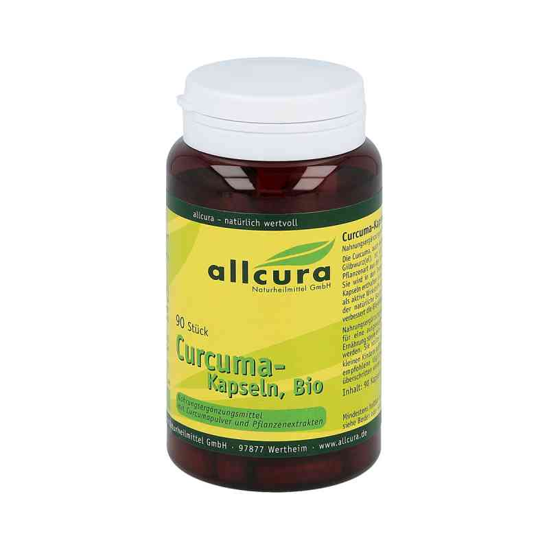 Curcuma Kapseln Bio  bei juvalis.de bestellen