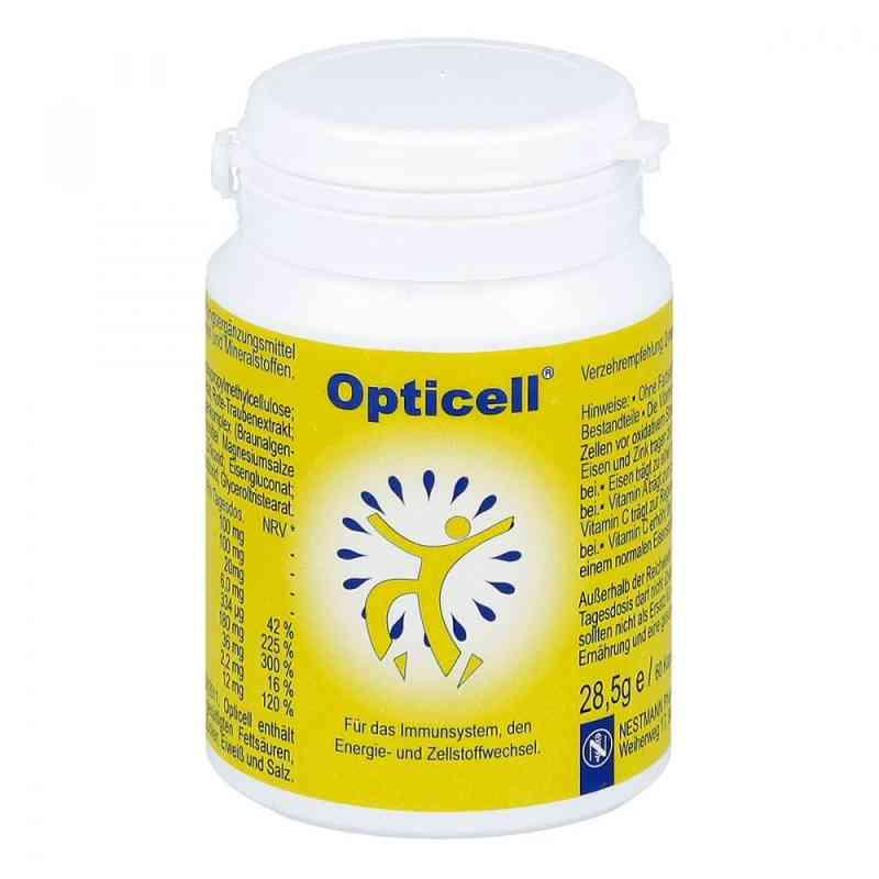 Opticell Kapseln  bei juvalis.de bestellen