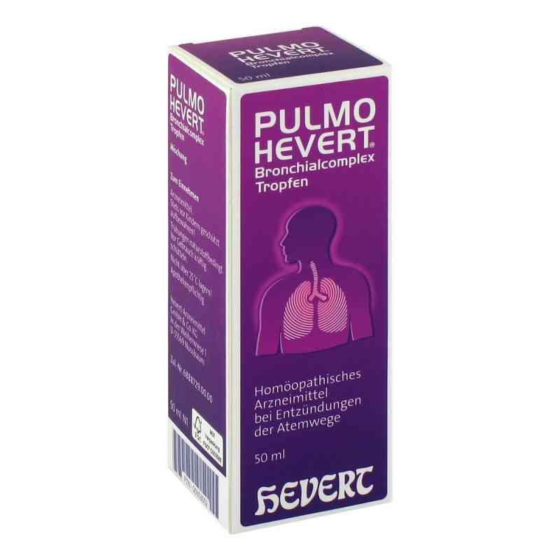 Pulmo Hevert Bronchialcomplex Tropfen  bei juvalis.de bestellen