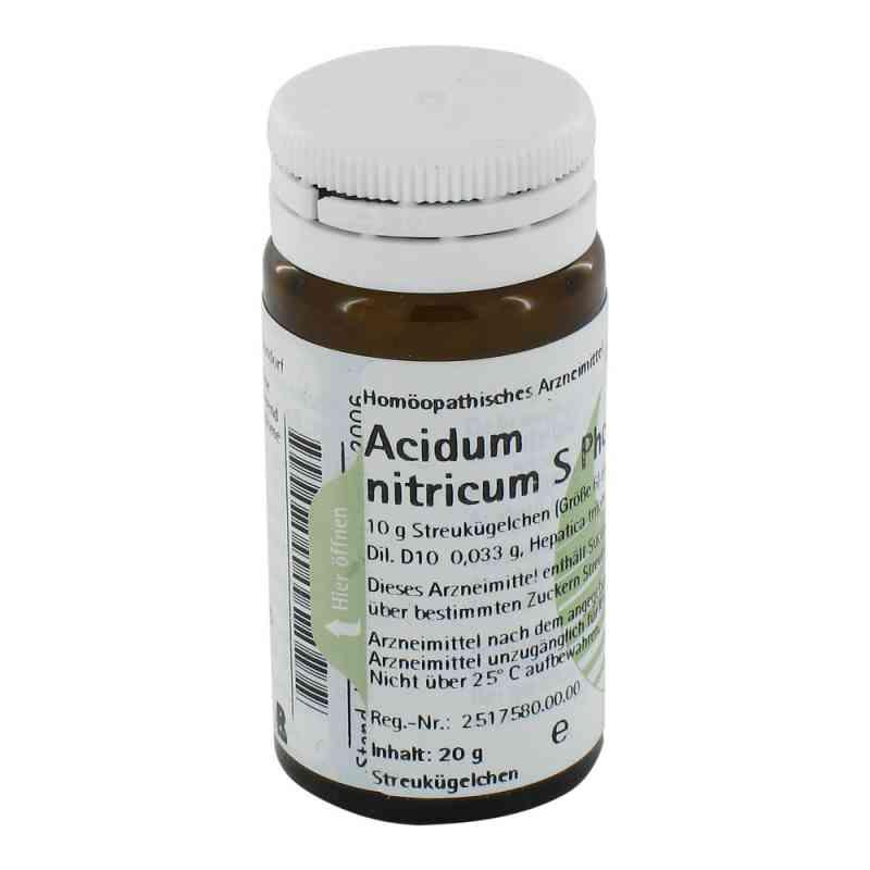 Acidum Nitricum S Phcp Globuli  bei juvalis.de bestellen