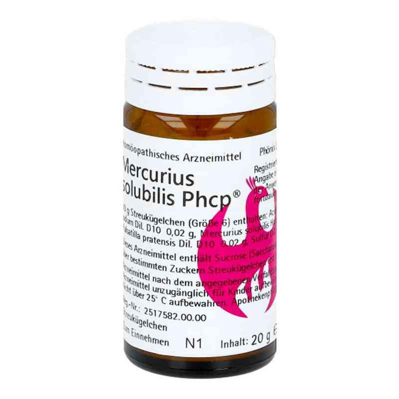 Mercurius Solub. Phcp Globuli  bei juvalis.de bestellen