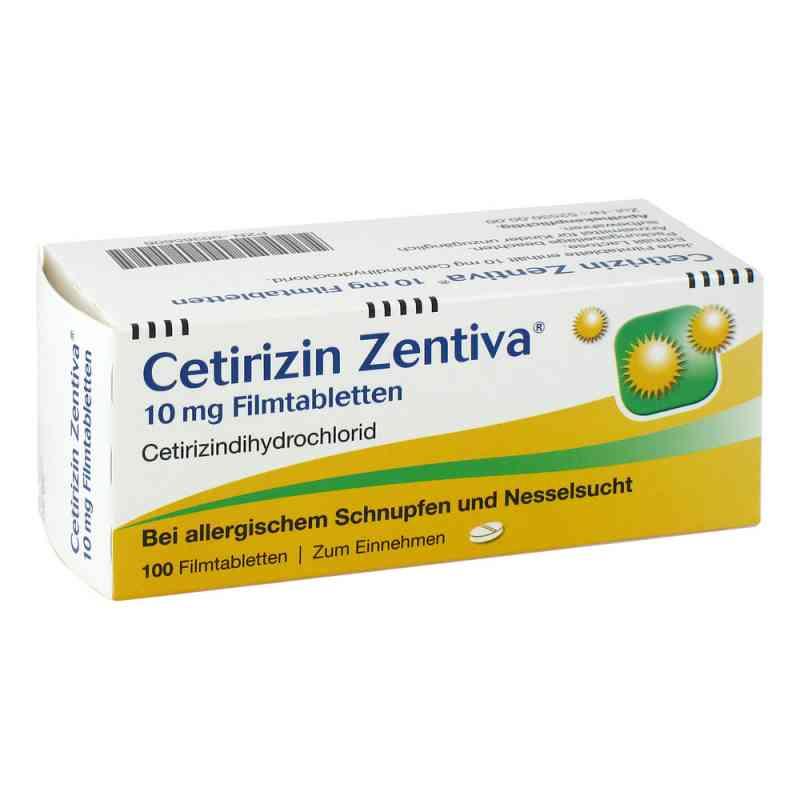 Cetirizin Zentiva 10mg  bei juvalis.de bestellen