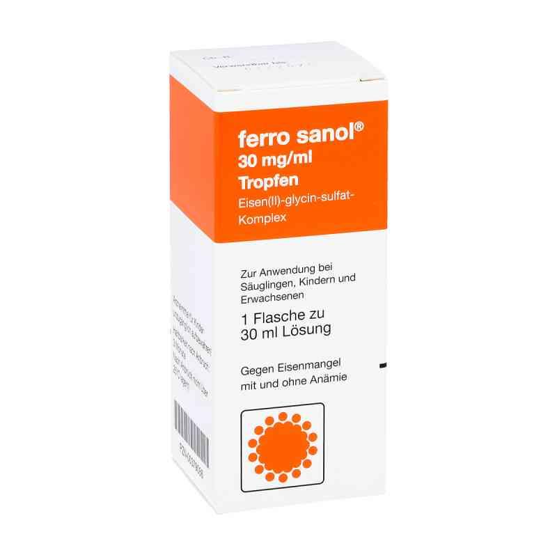 Ferro sanol 30mg/ml  bei juvalis.de bestellen
