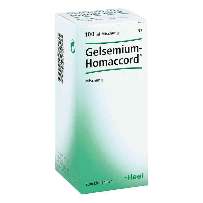 Gelsemium Homaccord Tropfen  bei juvalis.de bestellen