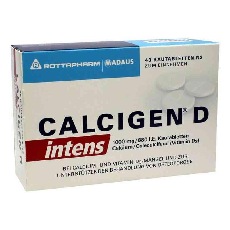 CALCIGEN D intens 1000mg/880 I.E.  bei juvalis.de bestellen