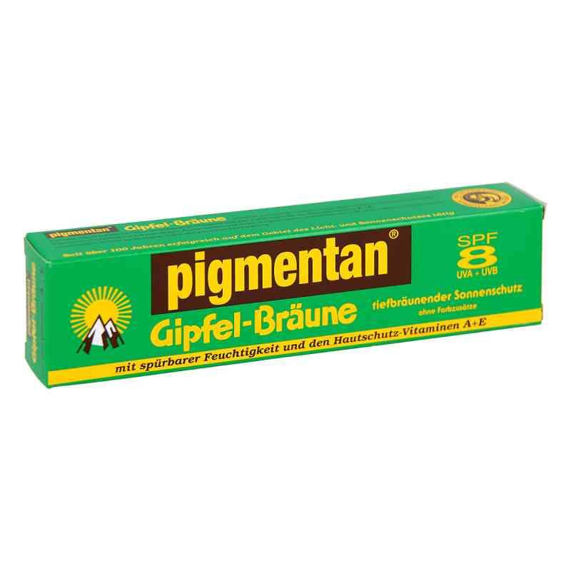 Pigmentan Gipfelbräune Creme Spf 8  bei juvalis.de bestellen