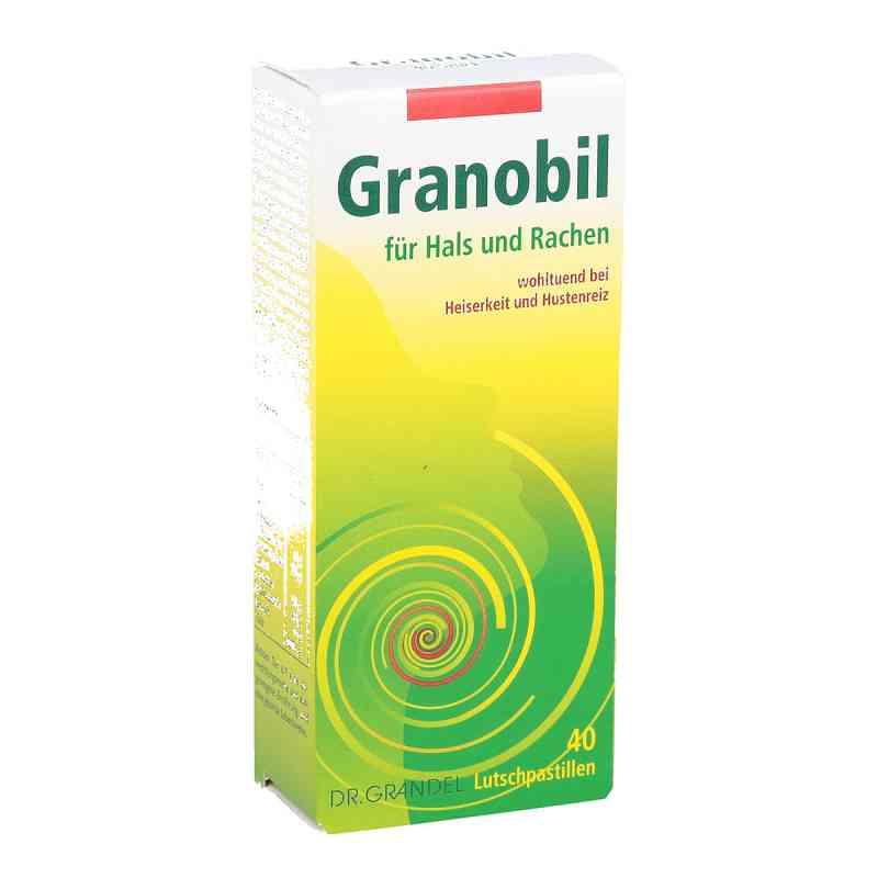 Granobil Grandel Pastillen  bei juvalis.de bestellen