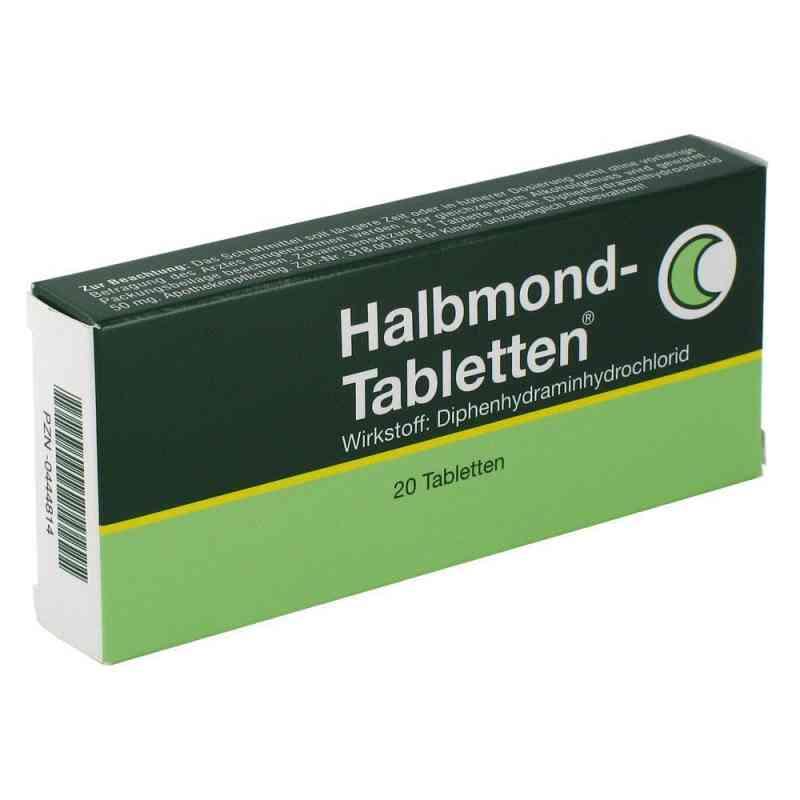 Halbmond-Tabletten 50mg  bei juvalis.de bestellen