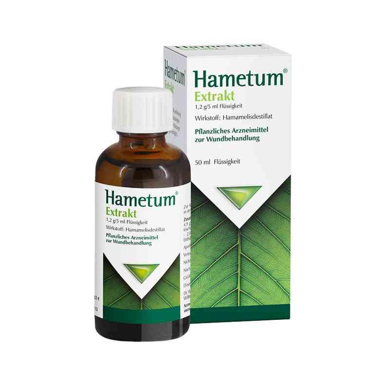 Hametum Extrakt  bei juvalis.de bestellen