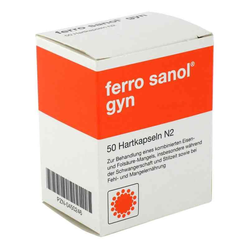 Ferro sanol gyn  bei juvalis.de bestellen