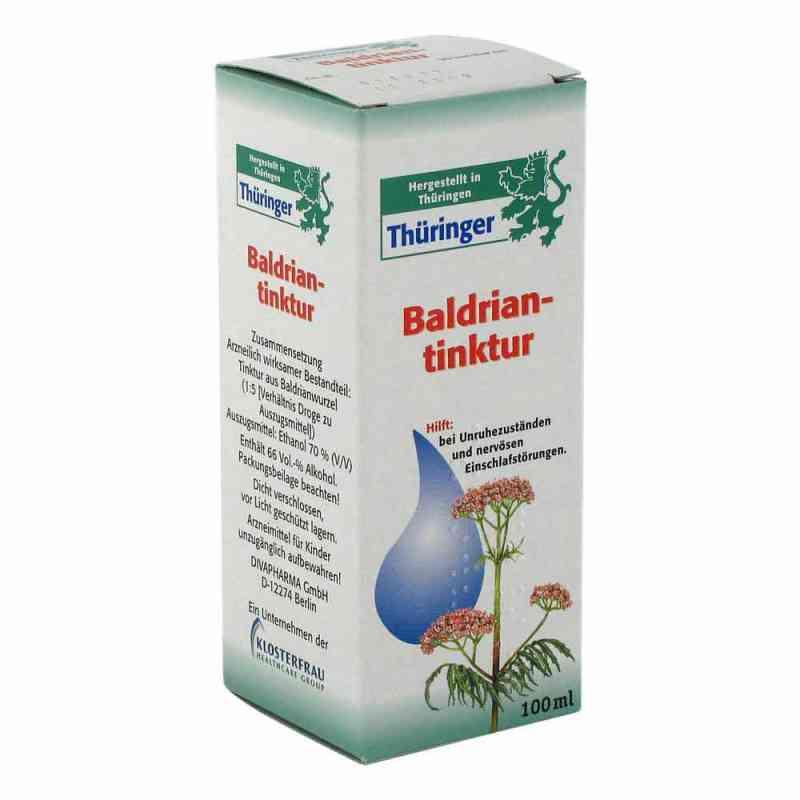 Thüringer Baldrian-Tinktur  bei juvalis.de bestellen