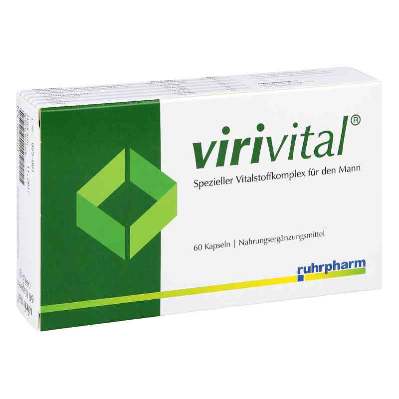 Virivital Kapseln  bei juvalis.de bestellen
