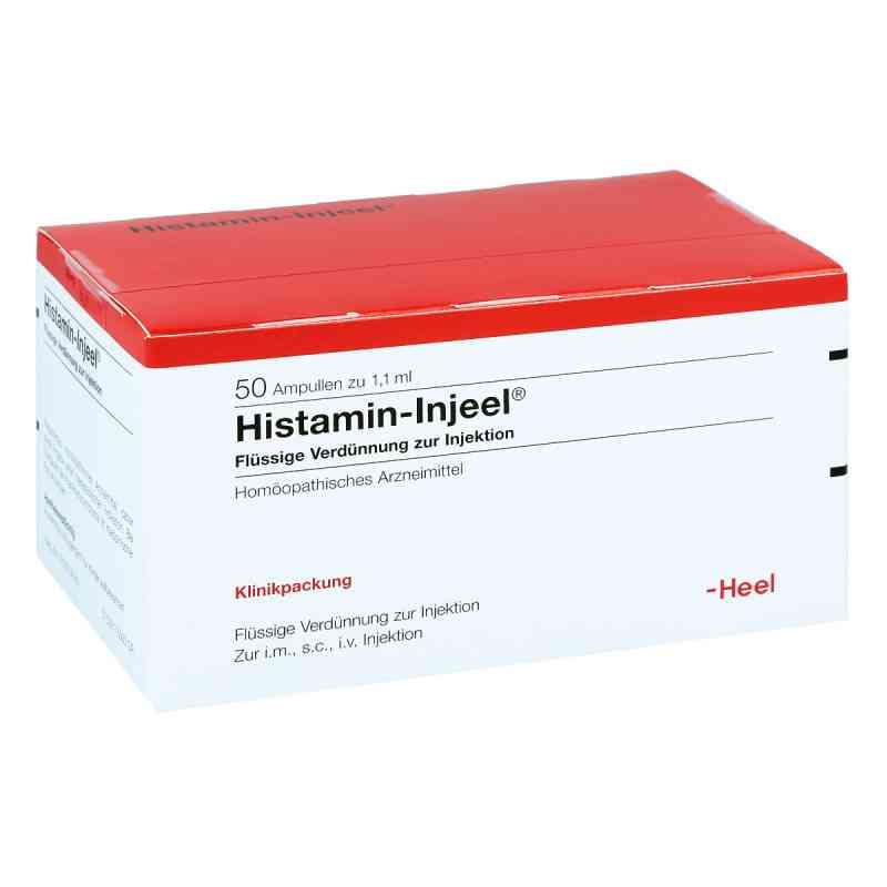 Histamin Injeel Ampullen  bei juvalis.de bestellen