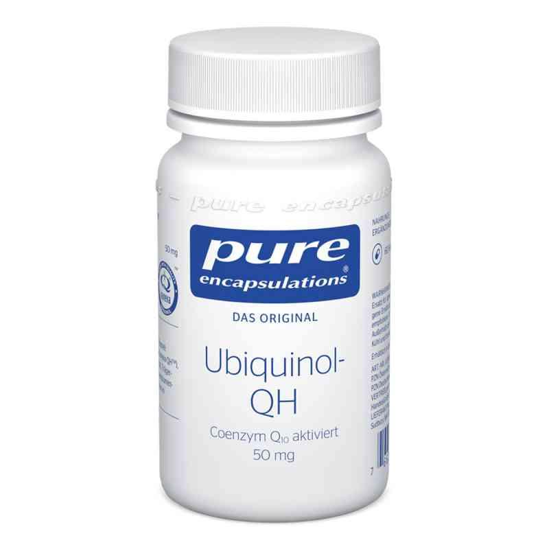 Pure Encapsulations Ubiquinol Qh 50 mg Kapseln  bei juvalis.de bestellen