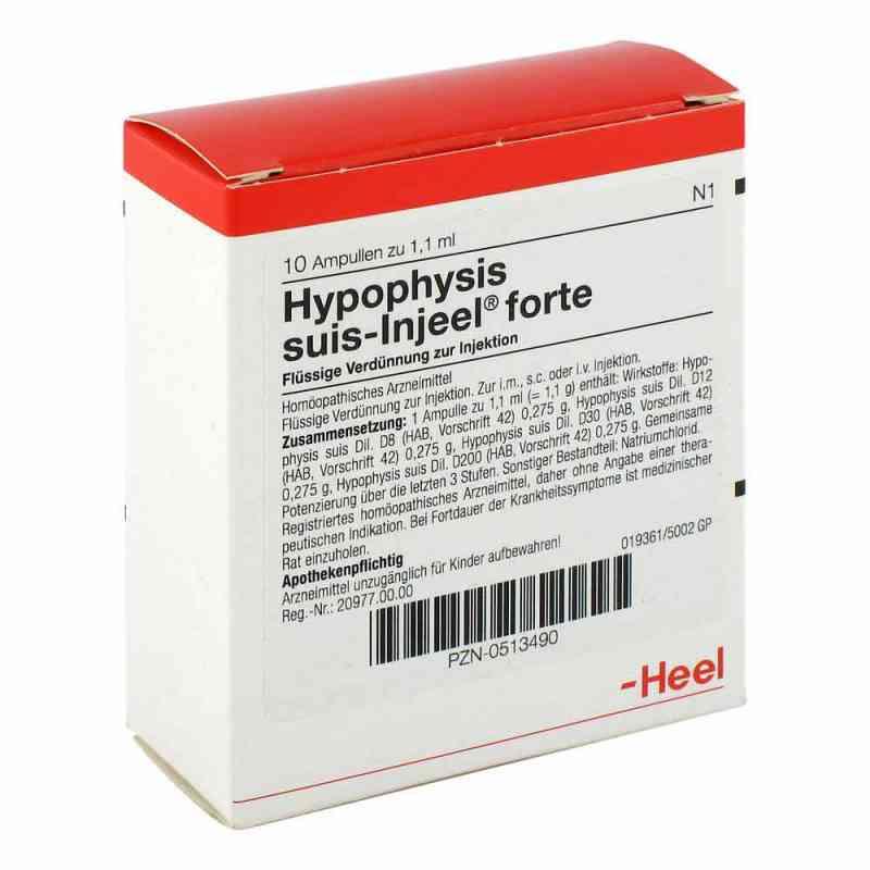 Hypophysis Suis Injeel forte Ampullen  bei juvalis.de bestellen
