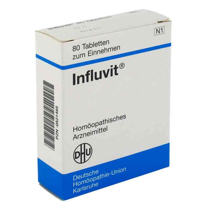 Influvit Tabletten  bei juvalis.de bestellen
