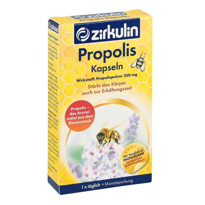Zirkulin Propolis-kapseln  bei juvalis.de bestellen