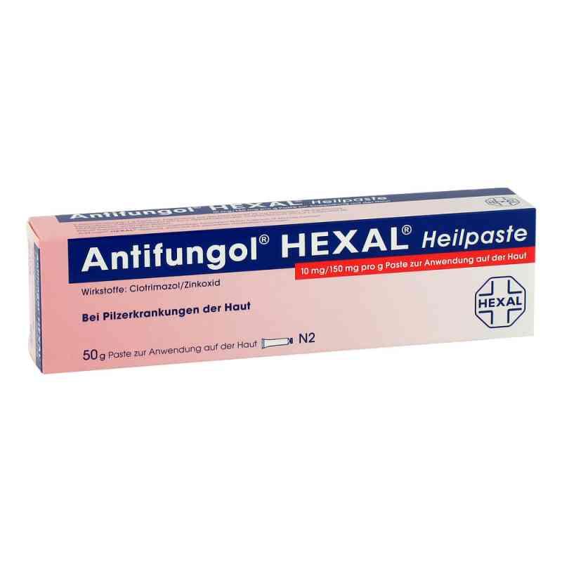 Antifungol HEXAL Heilpaste  bei juvalis.de bestellen