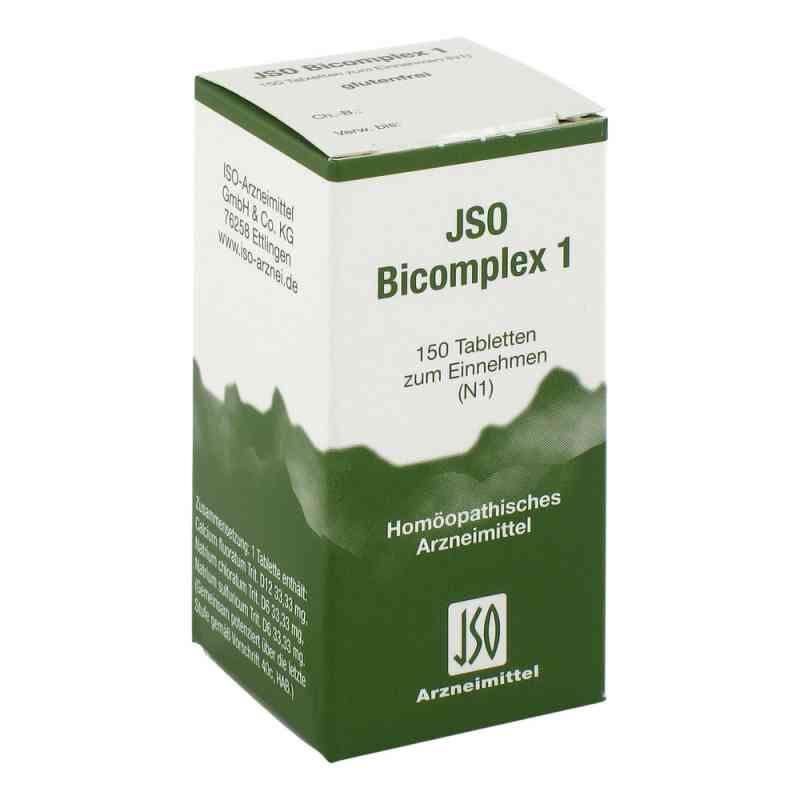 Jso Bicomplex Heilmittel Nummer  1  bei juvalis.de bestellen
