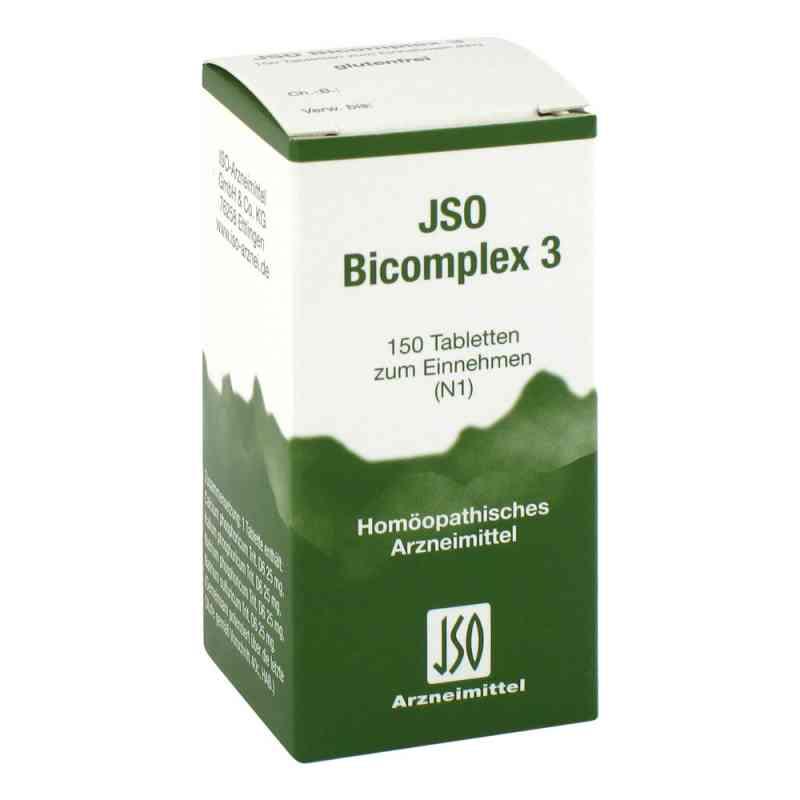 Jso Bicomplex Heilmittel Nummer  3  bei juvalis.de bestellen
