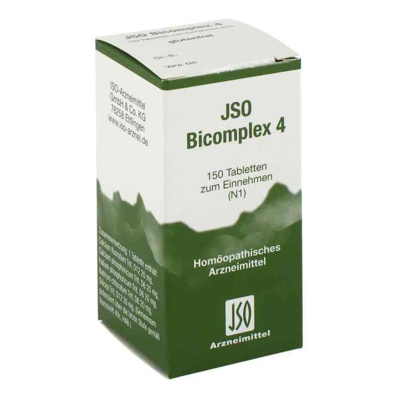 Jso Bicomplex Heilmittel Nummer  4  bei juvalis.de bestellen