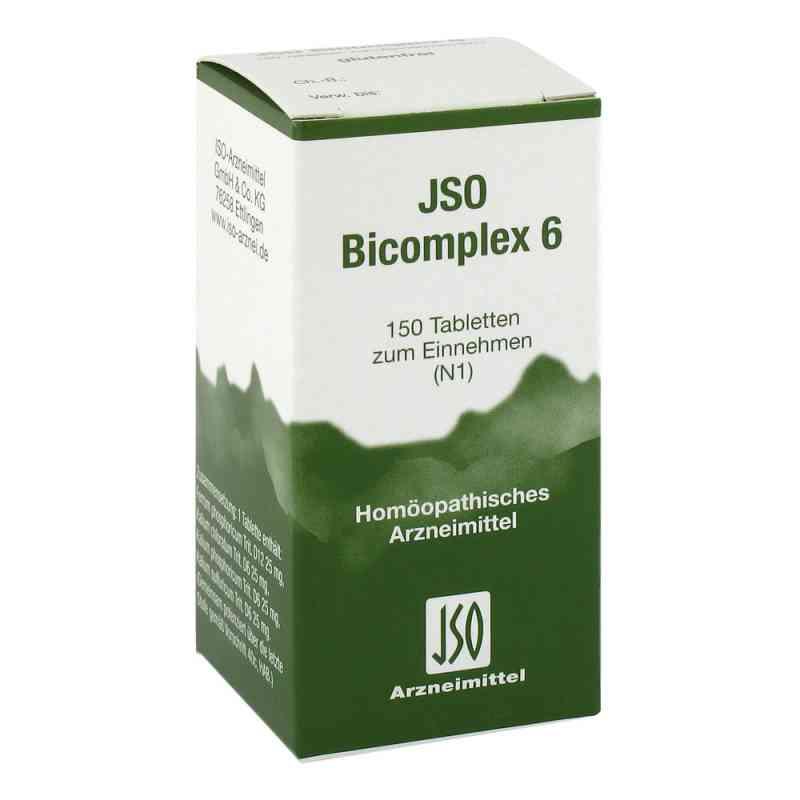 Jso Bicomplex Heilmittel Nummer  6  bei juvalis.de bestellen