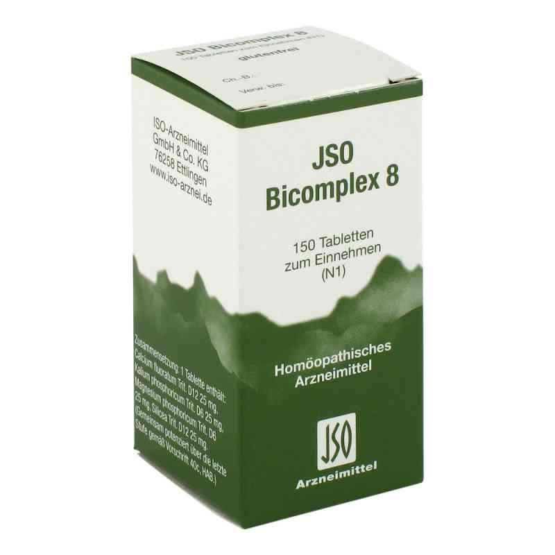 Jso Bicomplex Heilmittel Nummer  8  bei juvalis.de bestellen