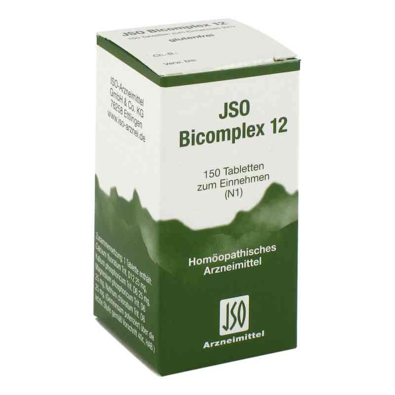 Jso Bicomplex Heilmittel Nummer  12  bei juvalis.de bestellen