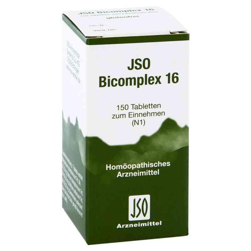 Jso Bicomplex Heilmittel Nummer  16  bei juvalis.de bestellen