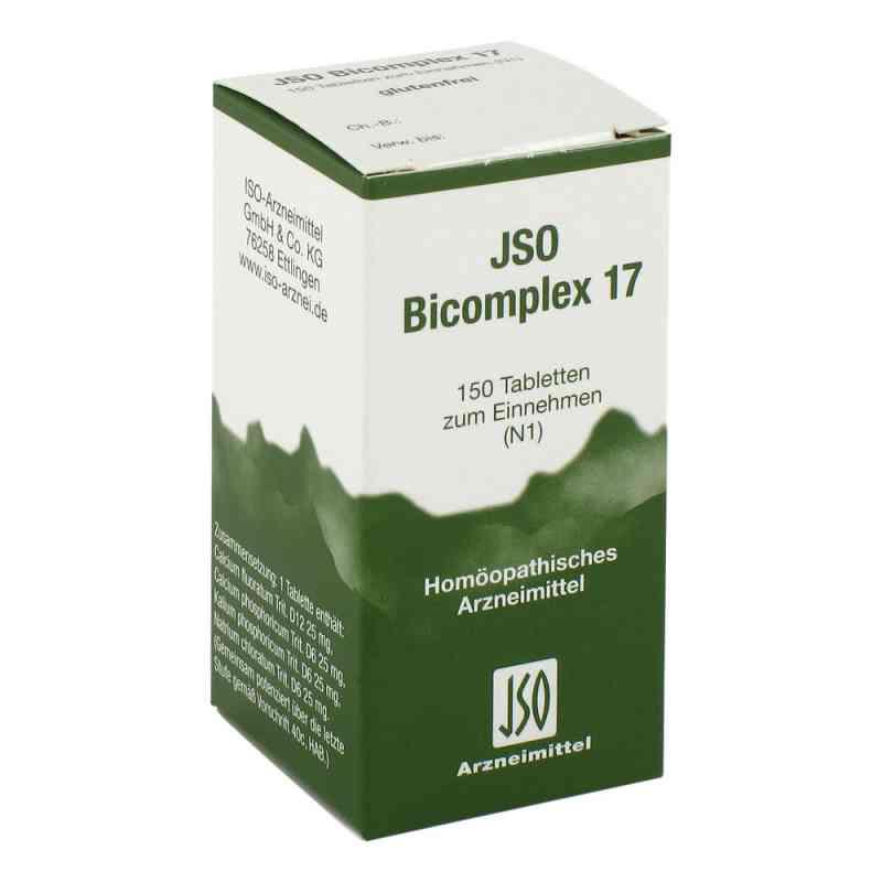 Jso Bicomplex Heilmittel Nummer  17  bei juvalis.de bestellen