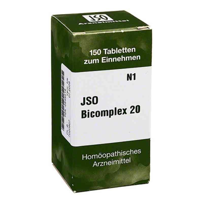 Jso Bicomplex Heilmittel Nummer  20  bei juvalis.de bestellen