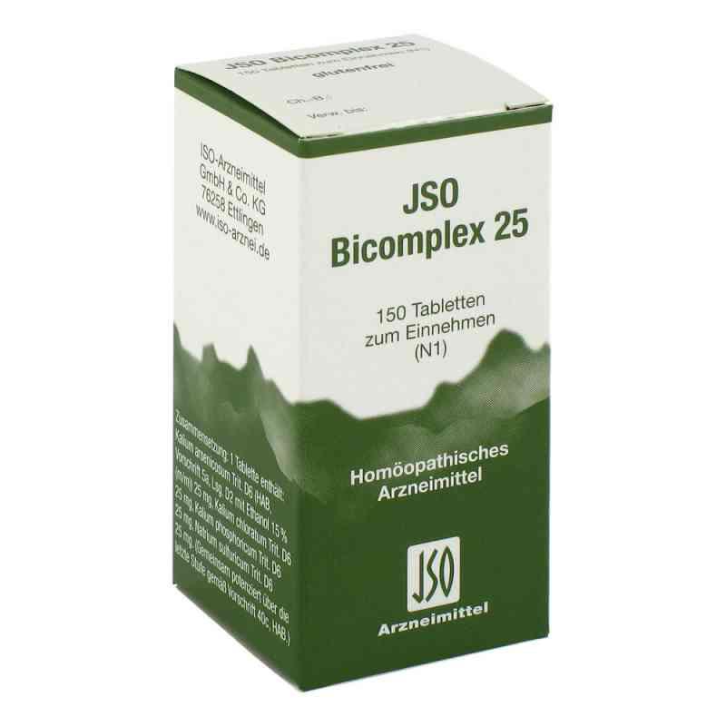 Jso Bicomplex Heilmittel Nummer  25  bei juvalis.de bestellen
