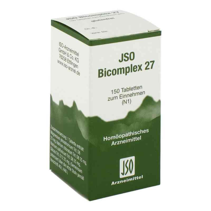 Jso Bicomplex Heilmittel Nummer  27  bei juvalis.de bestellen