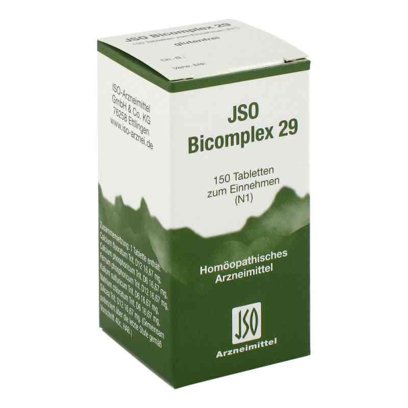 Jso Bicomplex Heilmittel Nummer  29  bei juvalis.de bestellen