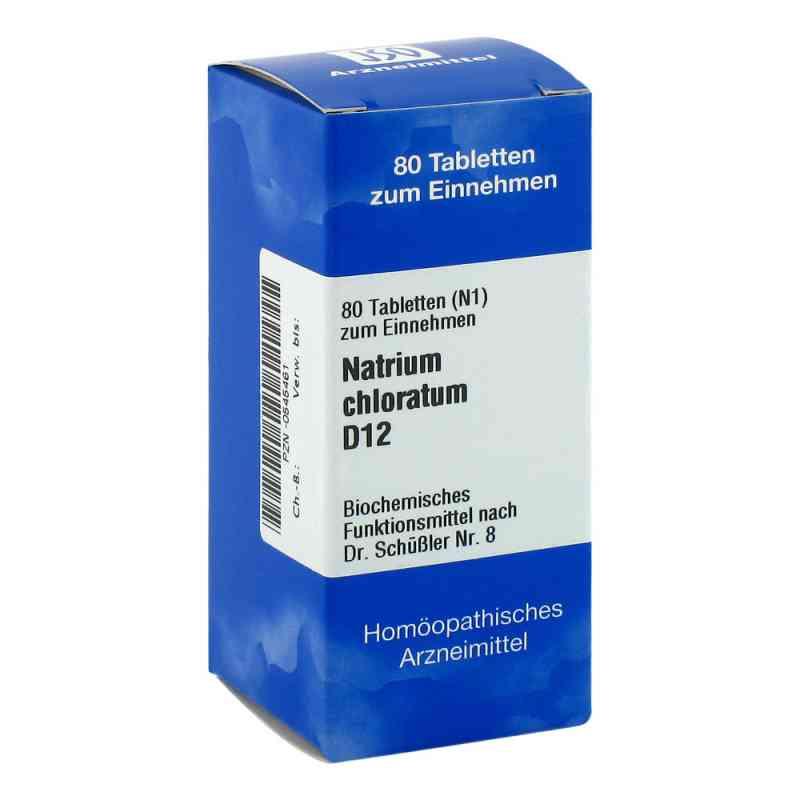Biochemie 8 Natrium chloratum D 12 Tabletten  bei juvalis.de bestellen