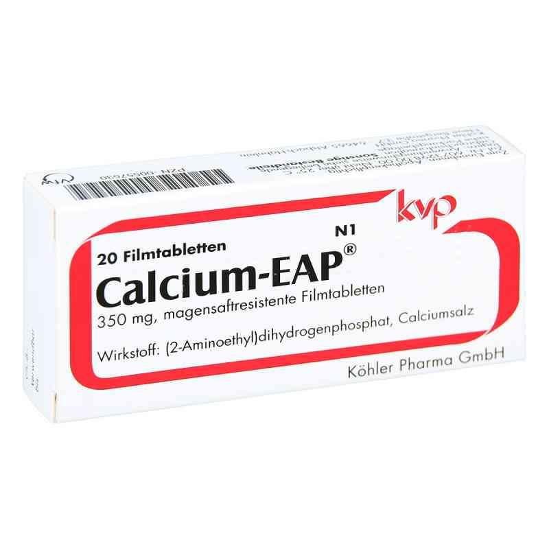 Calcium Eap magensaftresistente Tabletten  bei juvalis.de bestellen