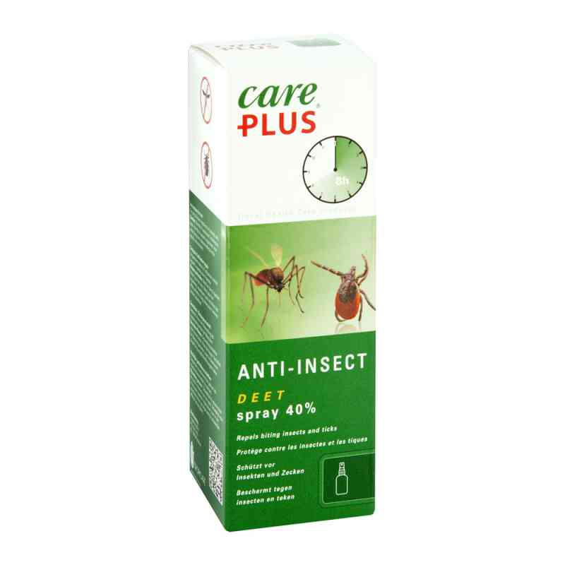 Care Plus Deet Anti Insect Spray 40%  bei juvalis.de bestellen