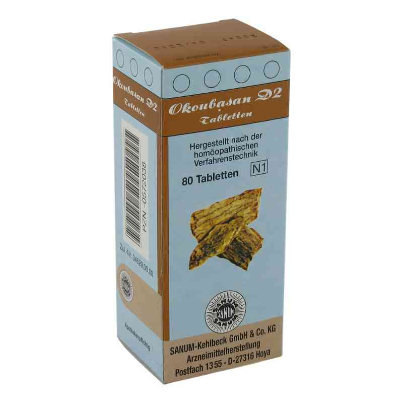 Okoubasan D 2 Tabletten  bei juvalis.de bestellen