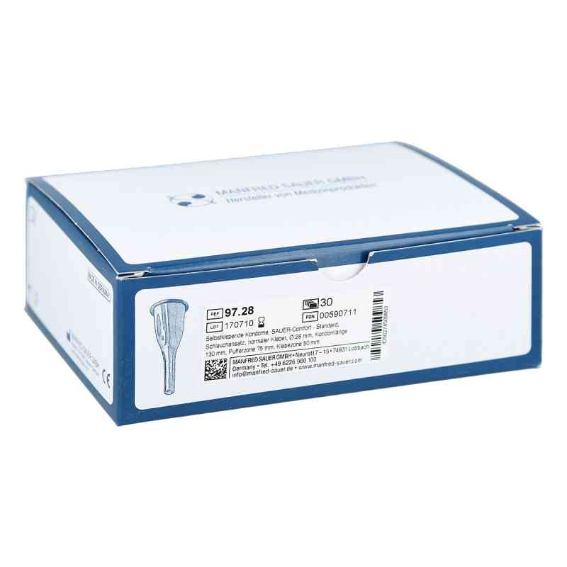 Kondome Comfort selbstklebend  9728  bei juvalis.de bestellen