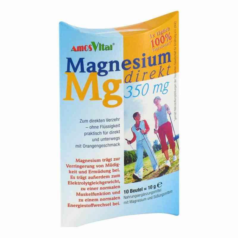 Magnesium Direkt 350 mg Beutel  bei juvalis.de bestellen