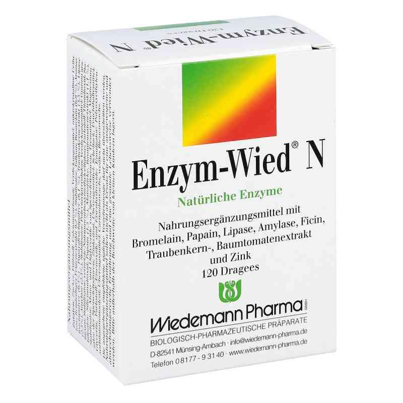 Enzym Wied N Dragees  bei juvalis.de bestellen