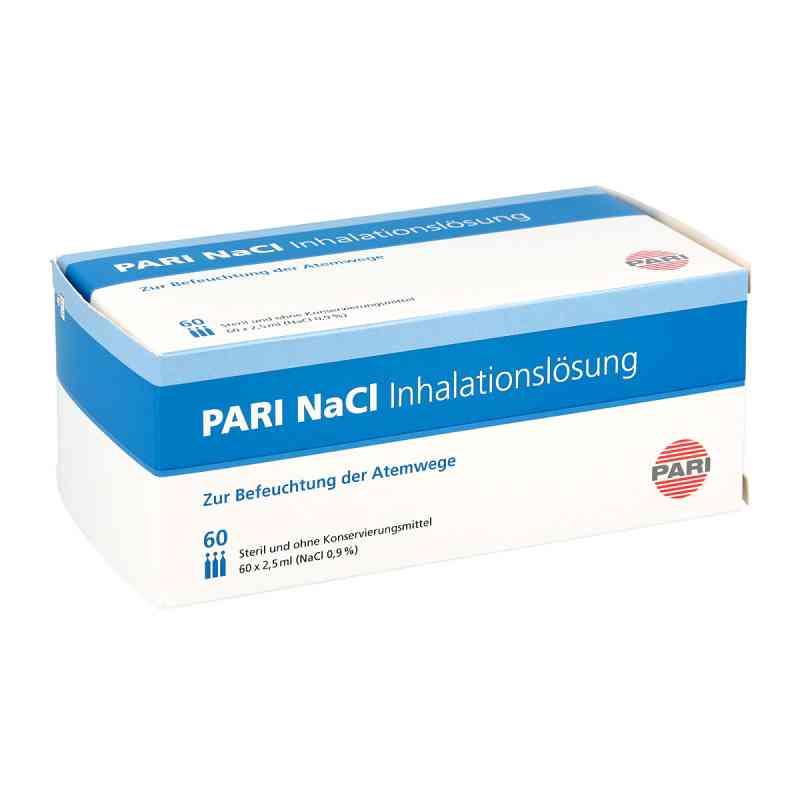 Pari Nacl Inhalationslösung Ampullen  bei juvalis.de bestellen