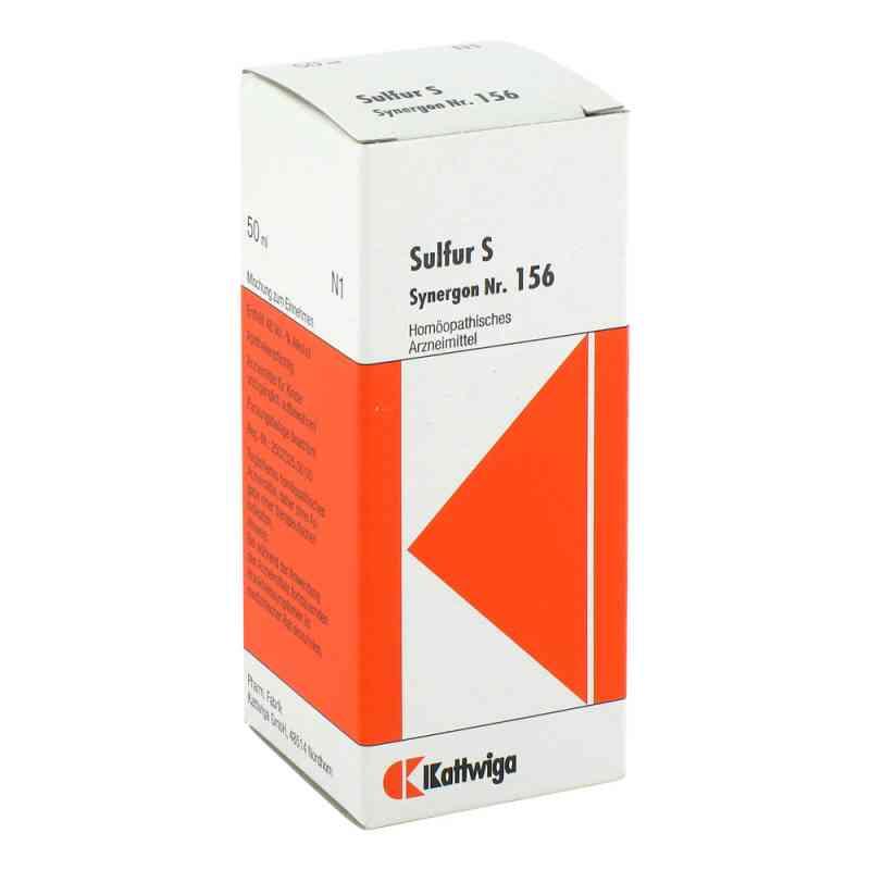 Synergon 156 Sulfur S Tropfen  bei juvalis.de bestellen