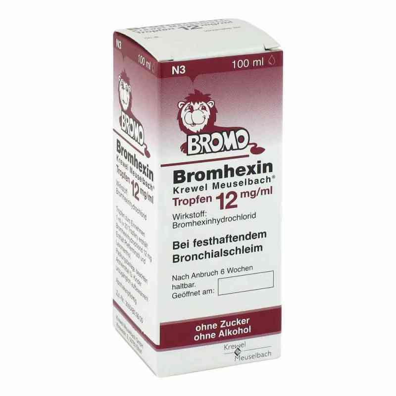 Bromhexin Krewel Meuselbach 12mg/ml  bei juvalis.de bestellen