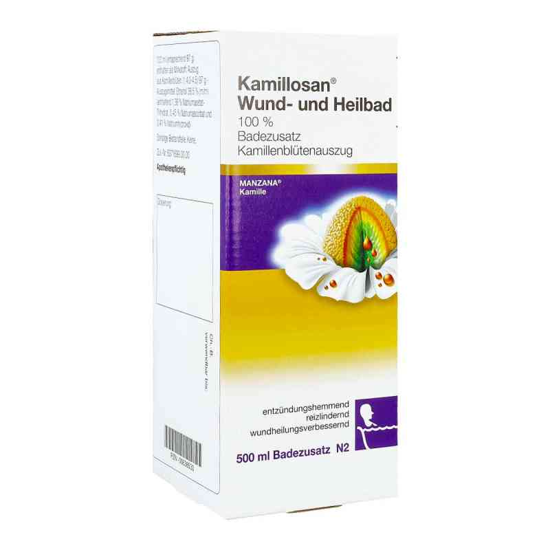 Kamillosan Wund- und Heilbad  bei juvalis.de bestellen