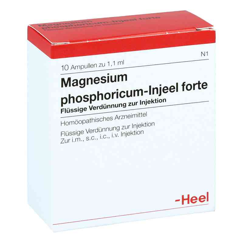 Magnesium Phosphoricum Injeel forte Ampullen  bei juvalis.de bestellen
